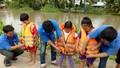 Mô hình đặc biệt bảo vệ tính mạng hàng trăm học sinh Thị trấn Một Ngàn