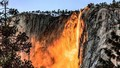 """Kỳ thú hiện tượng """"thác lửa"""" ở đất Mỹ"""