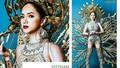 Trang phục quyến rũ giúp Hương Giang tỏa sáng tại Hoa hậu Chuyển giới Quốc tế 2018