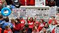 Giáo viên bang Kentucky biểu tình chống lại dự luật mới của Mỹ