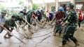 Nghệ An - Thanh Hóa: Tích cực khắc phục hậu quả bão số 4