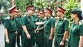 Thượng tướng Nguyễn Trọng Nghĩa kiểm tra công tác chuẩn bị năm học mới tại Trường Sĩ quan Kỹ thuật quân sự