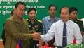 Phối hợp tìm kiếm hài cốt liệt sĩ ở Campuchia