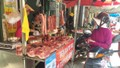 Giá lợn hơi nhích nhẹ, thịt gà và cá tăng cao