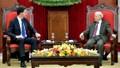Việt Nam - Hà Lan nâng cấp quan hệ lên Đối tác toàn diện