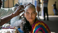 """Ấn Độ: Tập tục hiến tặng mái tóc để """"thanh thản tâm hồn"""""""