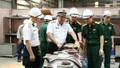 Dự kiến cuối năm hạ thủy tàu cứu nạn tàu ngầm do Việt Nam sản xuất