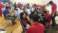 Trung tâm Huyết học, truyền máu bảo đảm đủ máu cho 5 bệnh viện quân đội