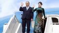 Thủ tướng Nguyễn Xuân Phúc thăm chính thức Nga, Na Uy và Thụy Điển