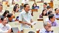 ĐBQH nói thế nào về đề xuất nâng trình độ chuẩn nhà giáo?
