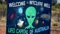 """""""Thủ đô người ngoài hành tinh"""" ở Australia"""