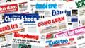Triển khai sắp xếp các cơ quan báo chí theo Quy hoạch