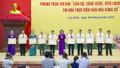 3 cán bộ Sở Tư pháp Lai Châu vinh dự đón nhận Huân chương Lao động hạng Nhì
