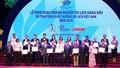 Lễ vinh danh và trao Giải thưởng du lịch Việt Nam