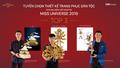 Tranh cãi về top 3 trang phục dân tộc cho Hoàng Thùy tại Miss Universe