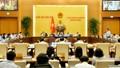 Quyết định Chương trình giám sát của Ủy ban Thường vụ Quốc hội