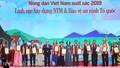 Vinh danh 63 nông dân Việt Nam xuất sắc