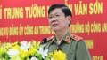 Thứ trưởng Bộ Công an Nguyễn Văn Sơn thăm và làm việc tại công an Tây Ninh
