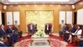 Việt Nam ưu tiên phát triển năng lượng mới và tái tạo