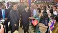 Việt Nam tặng Campuchia chợ biên giới kiểu mẫu