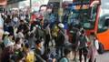 TP HCM huy động tàu, xe đưa người dân về quê ăn Tết