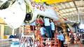 Nhà máy A32: Sáng tạo, tăng niên hạn của máy bay phản lực chiến đấu