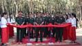 Quân khu 7 hỗ trợ Campuchia xây dựng doanh trại