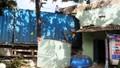 Xe đầu kéo tông vào 2 nhà dân ven đường, tài xế tử vong trong cabin