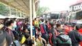 Vận tải hành khách dịp Tết: Khó quản