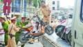 Giao phương tiện giao thông vi phạm cho người vi phạm bảo quản