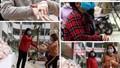 Bất bình hình ảnh 'đội lốt người nghèo' nhận thực phẩm miễn phí ở Hà Nội