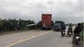 Hai xe container va nhau nát đầu ở Hưng Yên, 1 tài xế tử vong