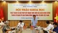 Đẩy mạnh cải cách hành chính trong cơ quan MTTQ Việt Nam