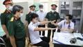 Kiểm tra công tác tuyển sinh quân sự tại TP Uông Bí