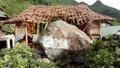 Một người tử vong do đá lở ở Sơn La