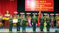 Sư đoàn 9 đón nhận Huân chương Bảo vệ Tổ quốc hạng Nhì