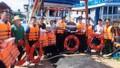 Quân đội quyết liệt ngăn chặn khai thác hải sản bất hợp pháp