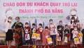 Đoàn du khách đầu tiên tham quan Đà Nẵng sau 2 tháng