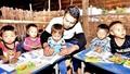 Trẻ mầm non, tiểu học người dân tộc thiểu số: Gian nan học tiếng Việt
