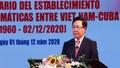 Việt Nam-Cuba: Biểu tượng sinh động của tình đoàn kết quốc tế