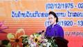 Tình cảm thủy chung Việt - Lào không bao giờ thay đổi
