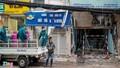 Thông tin mới vụ nổ bung tường ở Phú Nhuận