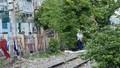 Băng qua đường ray phơi quần áo, người phụ nữ bị tàu hỏa tông tử vong
