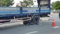 Tin giao thông đến sáng 29/12: Tranh thủ về thăm con, người đàn ông bị xe tải cán tử vong