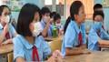 Sở GD&ĐT TP HCM khuyến khích học sinh đeo khẩu trang trong lớp