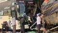 Tin giao thông đến sáng 1/5: Nhà chờ xe buýt bất ngờ sập, nữ sinh viên gặp nạn trên đường về quê; tài xế xe tải tử vong thương tâm