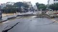 Công trình gần 20 tỷ đồng bị lũ tàn phá hư hỏng nặng