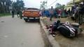 Tai nạn liên hoàn, 6 người nhập viện cấp cứu