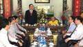 Chủ tịch Ủy ban Trung ương MTTQ Việt Nam thăm và chúc mừng Đại lễ Phật đản - Phật lịch 2563 tại TT- Huế