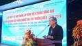 Mỗi năm Việt Nam có 115.000 bệnh nhân tử vong do ung thư